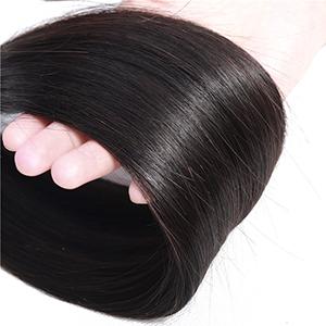 ANNELBEL hair bundles with closure