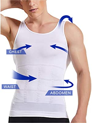 Mens Slimming Tees
