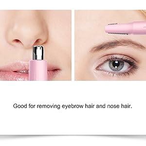nose ear hair trimmer for women