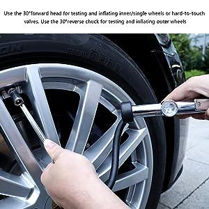 tire pressure inflator