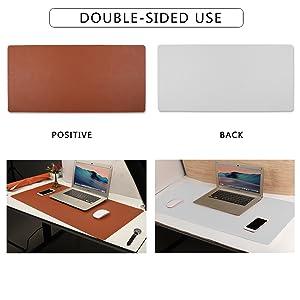 Double-sided Desk Mat