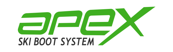 apex, apex ski boots, apex ski boot system