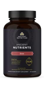 Ancient Nutrients Iron