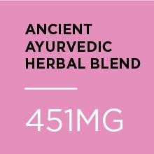 Ancient Ayurvedic Herbal Blend 451mg