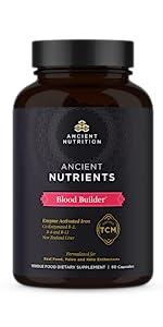 Ancient Nutrients Blood Builder