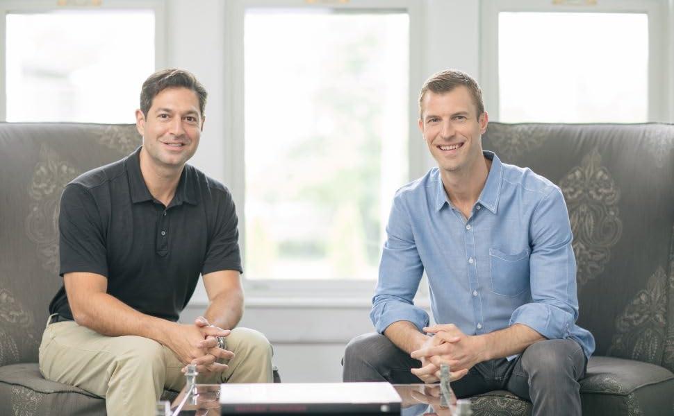 Jordan Rubin and Dr. Josh Axe