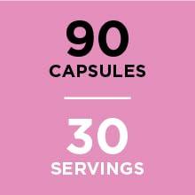 90 Capsules/ 30 Servings