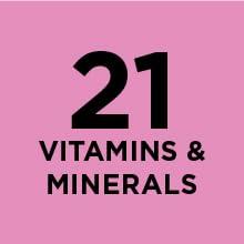 21 Vitamins amp; Minerals