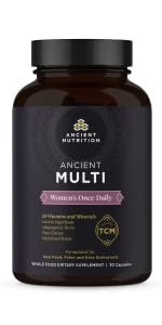 Ancient Multi Women's Once Daily