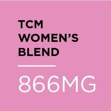 TCM Women's Blend- 866mg