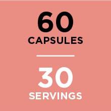60 Capsules/ 30 Servings