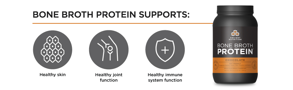 Supports healthy skin, healthy joint function, and healthy immune system function