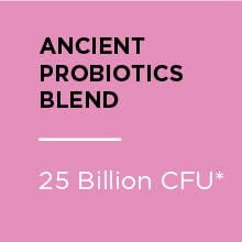 Ancient Probiotics Blend 25 billion CFU