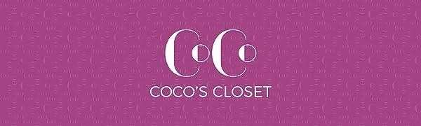 coco's closet logo