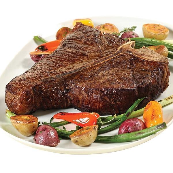 New York Prime >> New York Prime Beef Hamptons Collection 6 Porterhouse Steaks 32 Oz Each 6 Boneless Ny