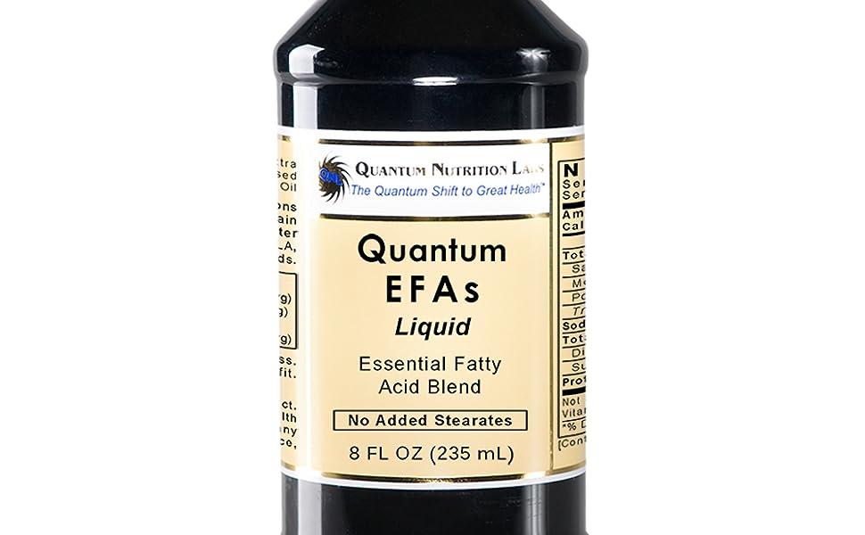 Quantum EFAs, Essential Fatty Acid Blend