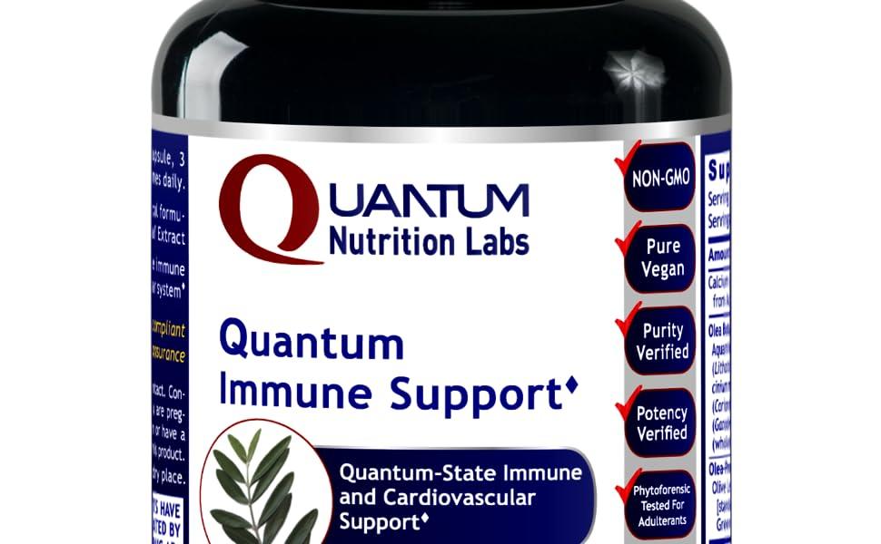 Quantum Immune Support
