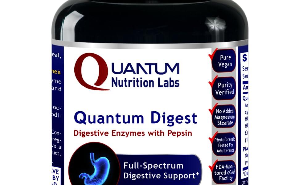 Amazon.com: Quantum Resumen, 60 veg tapas – Fuente ...