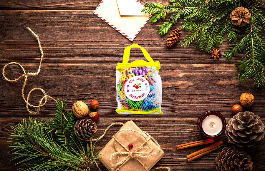 Amazon.com: Kids Bath Toys w/Mesh Organizer Bag - Pack of 84 pcs ...