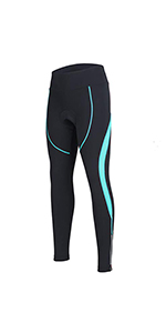 cycling pants women compression tights