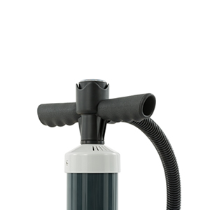 anti-slip handle for a comfortable grip