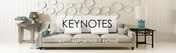 KEYNOTES THROW PILLOW COVERS