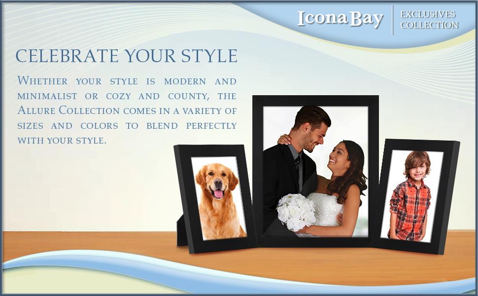 Icona Bay Exclusives Black