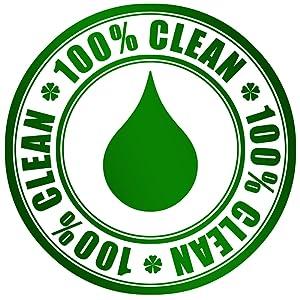 Clean and Green Chlorella Spirulina Tablets