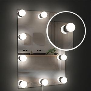 Amazon Com Hollywood Style Led Vanity Mirror Lights Kit