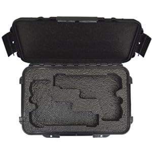 military grade gun case pistol case gun carrier storage case