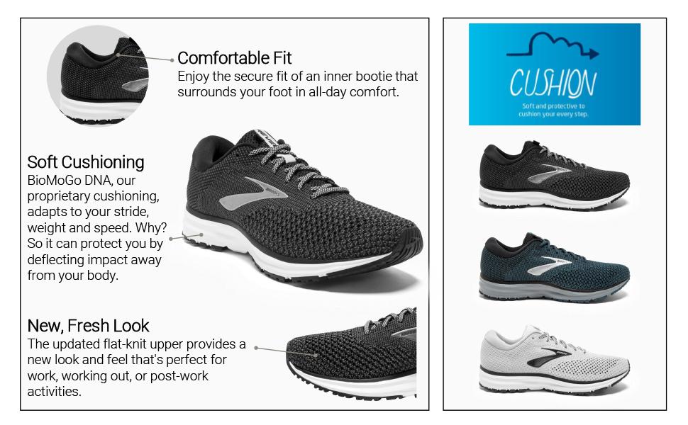 3f4cfe94783 Brooks Revel 2 Running Shoe