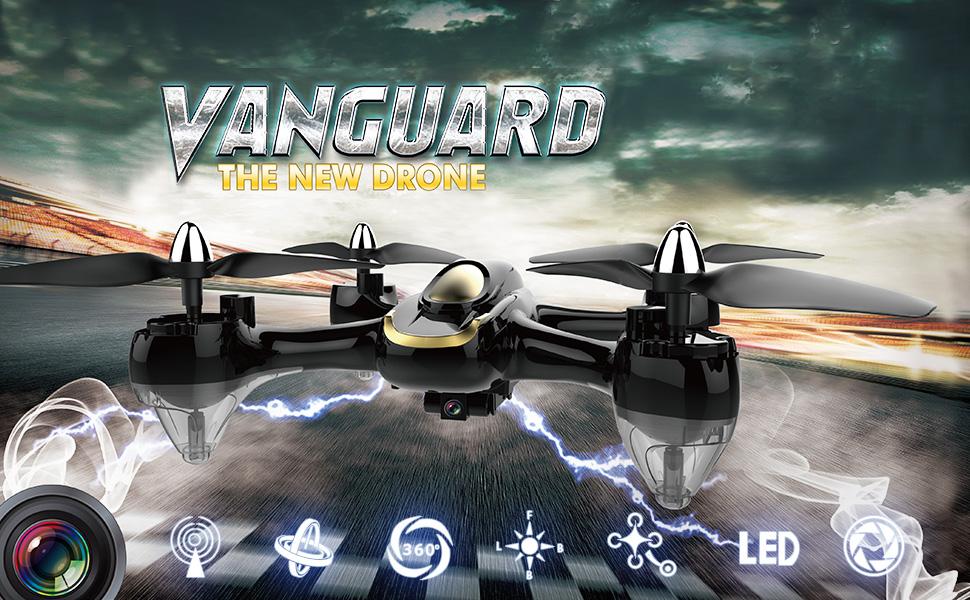 EACHINE E33C Drone with 2.0MP Camera