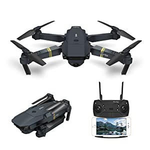 EACHINE E58 WIFI FPV Quadcopter With 120° 720P HD Camera Drone