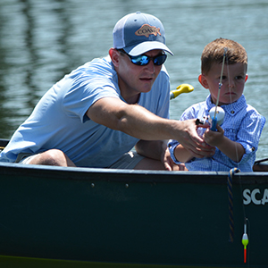 Cadence Fishing - Go Fishing. Give Back. Fishing Reels