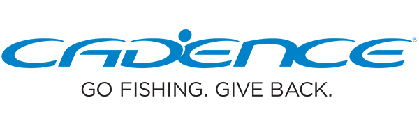 Cadence Fishing - Logo - Reels, Rods, Combos