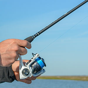Cadence Fishing CC4 Spinning Combo