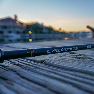 Cadence Fishing CR5 Spinning Rods - 30 Ton Carbon