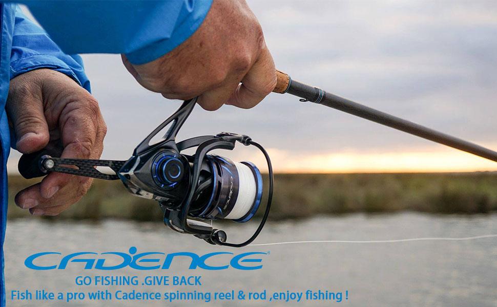 spinning reel / fishing reel