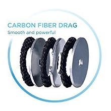 Cadence Fishing CC5 Spinning Combo - Carbon Fiber Drag