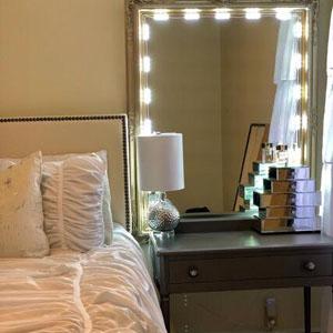 led mirror light kit