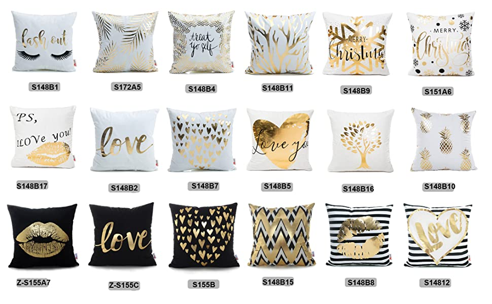 pillow cover chioce