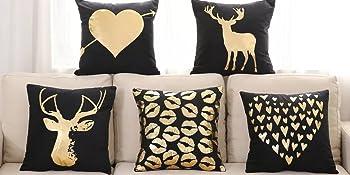pillow covers decorative Christmas pillow decoration