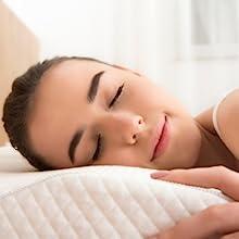 Almohada Inclinada para Dormir para aliviar el reflujo Effectual tanbea-ES Posicionador Universal para Dormir y Dormir para beb/és con Funda extra/íble de algod/ón Hecho a Mano Espuma viscoel/ástica