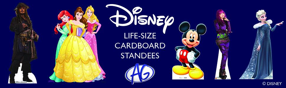 Advanced Graphics Disney Life-Size Cardboard Standees