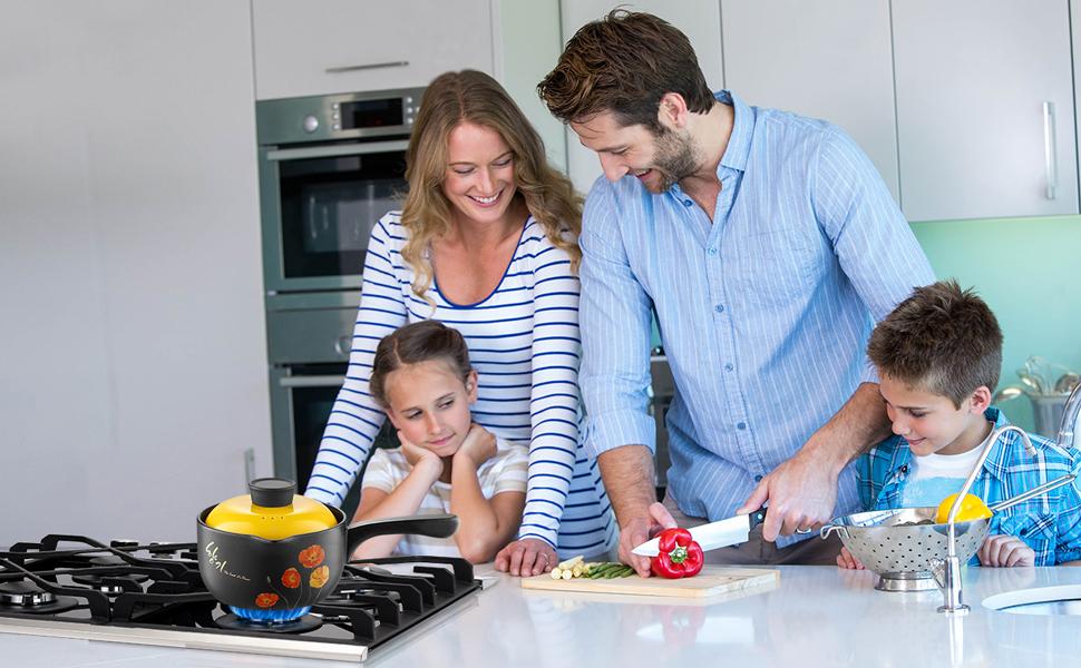 Amazon.com: GASLAND Chef - Placa de cocción de 24 pulgadas ...