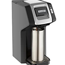 one cup coffee brewer