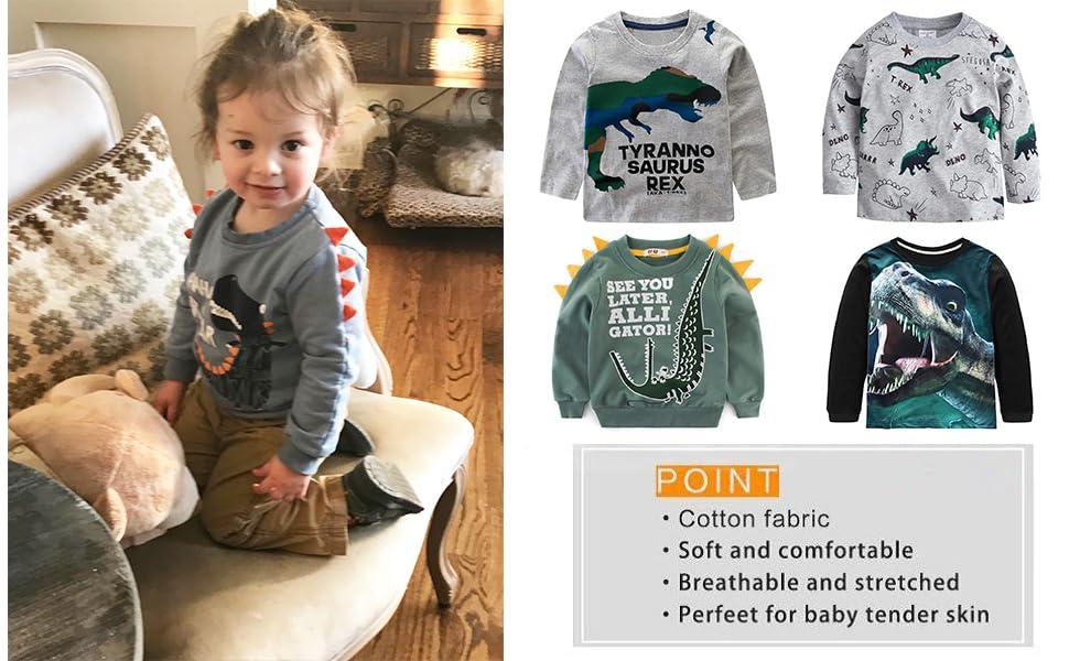 Big Brother Saurus Boy Dinosaur T-Rex Gift For Kids Toddler Hoodie 2T 4T 5//6