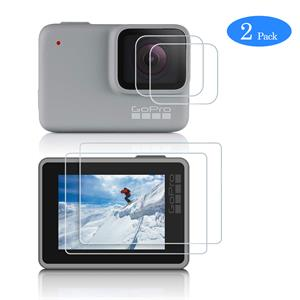 Screen Protector for GoPro Hero 7 Silver/White