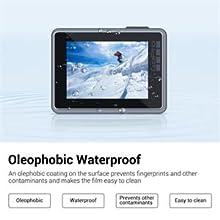 Oleophobic Waterproof