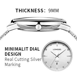 Elegant design dial